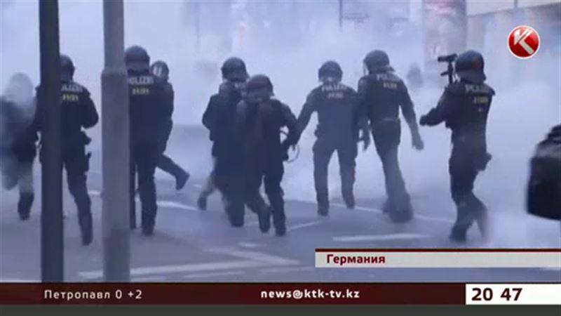 Германия тұрғындары Еуропалық банктің ашылуына қарсы шықты