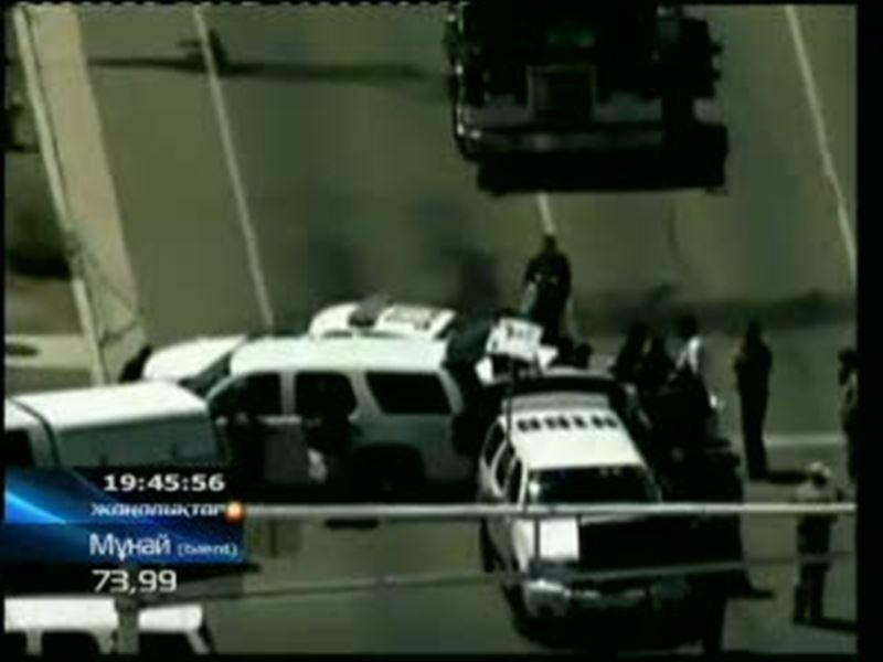 Кровавый расстрел в американском городе Альбукерке, столице штата Нью-Мексико