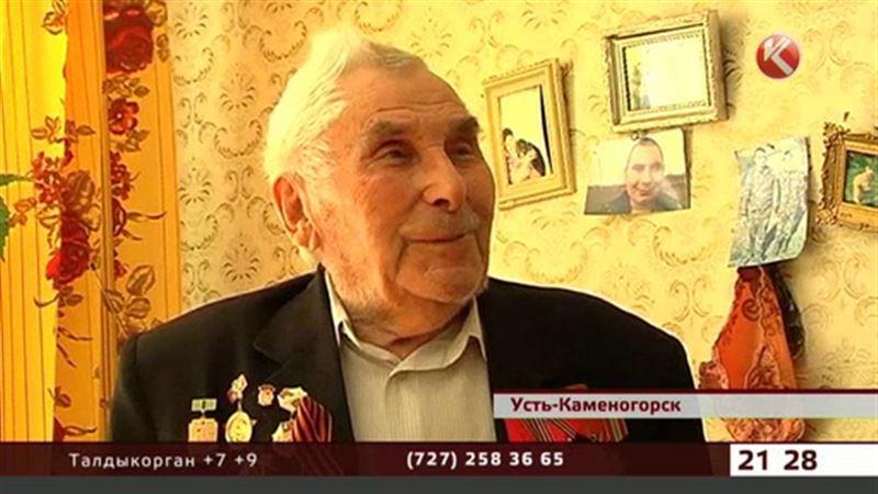 Василий Порядков воевал четыре года, но убивать врага не имел права