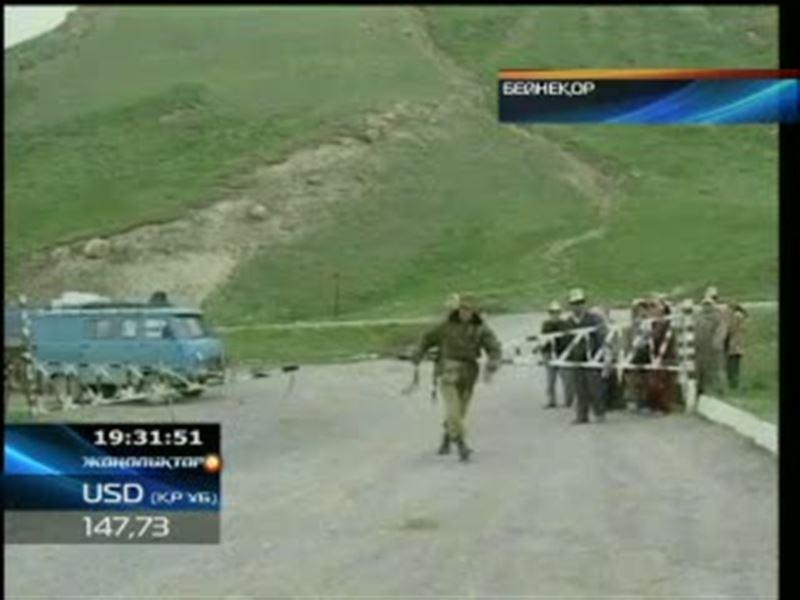 На казахстанско-кыргызской границе казахстанские пограничники застрелили двоих нарушителей из соседней республики
