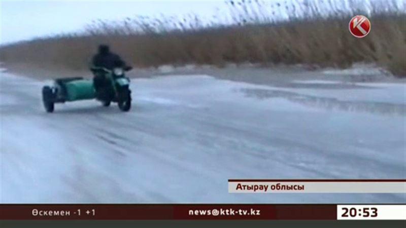 Атырау облысында балықшыларды іздеуге шыққан туыстары өздері адасып қалды