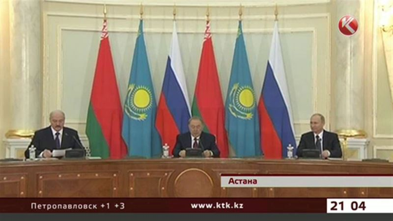 У Казахстана, России и Беларуси уже скоро может появиться одна денежная единица
