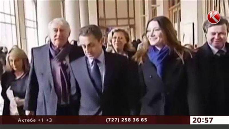 Франциядағы сайлауда Николя Саркозидің партиясы алға шықты