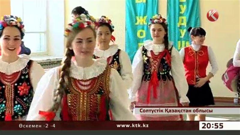 Солтүстік қазақстандық поляктар ұлттық мейрамдарын атап өтті