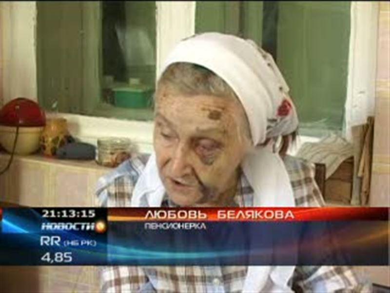В Уральске 84-летняя пенсионерка стала жертвой жестокого нападения подростков