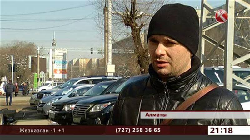 ЭКСКЛЮЗИВ: Алматинец, открывший огонь по парковщикам, заявил о шантаже