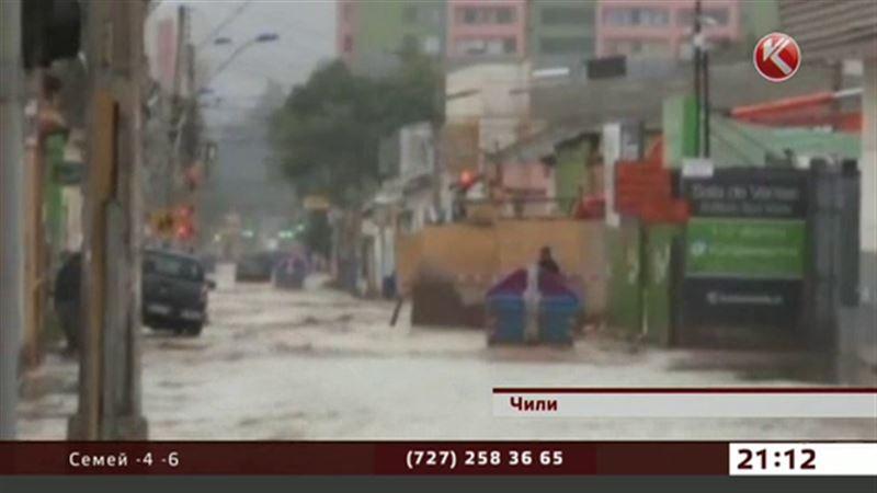 Восемнадцать человек утонули на севере Чили