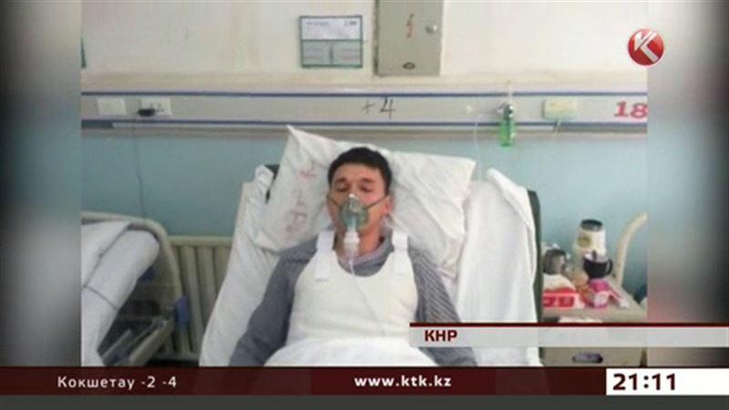 Казахстанцев, попавших в ДТП в Китае, просят отказаться от претензий