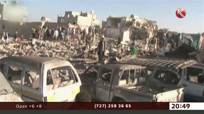 Иеменде атыс тоқтамай тұр