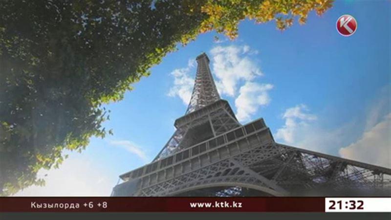 Добраться из Алматы до Парижа можно всего за 7 часов