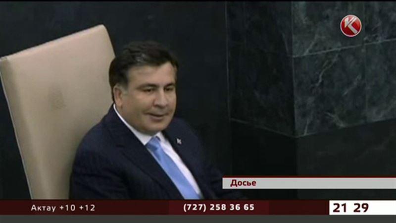 Украина отказалась выдавать Михаила Саакашвили