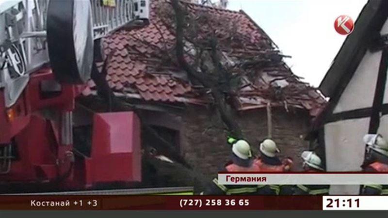 Ураган-убийца обрушился на Европу