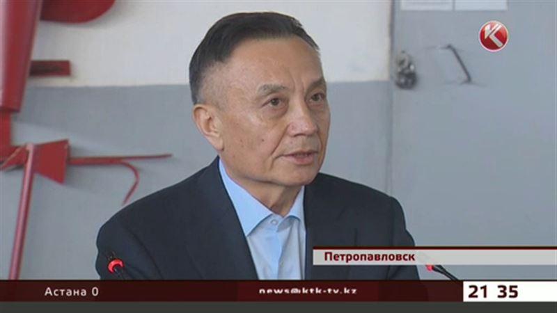 Кусаинов рассказывает о биотехнологиях электрикам и молочникам