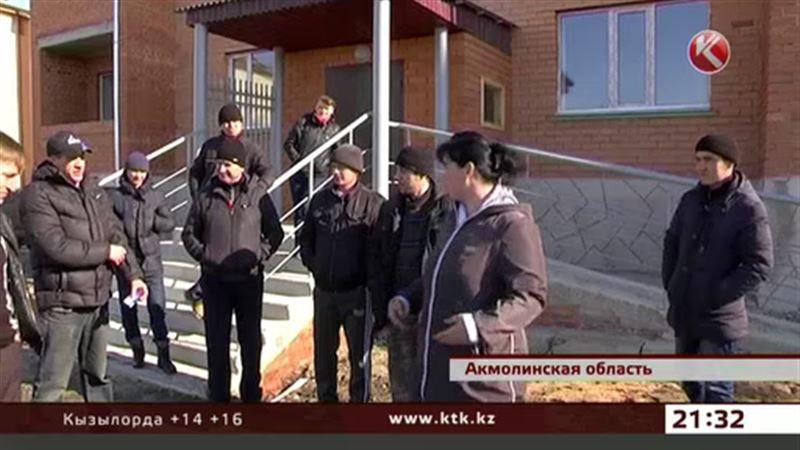 В Акмолинской области строители четыре месяца ищут свои деньги и работодателя