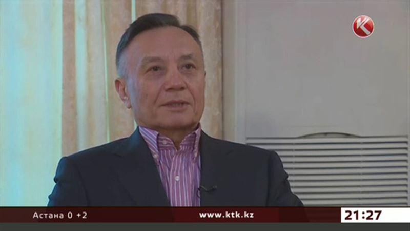 Кандидат Кусаинов переживает за плодородные земли