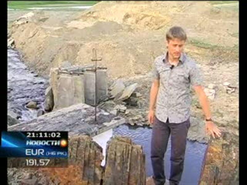 Жители села Самарское в Восточном Казахстане, которое этой весной затопило в результате прорыва плотины, до сих пор ждут помощи