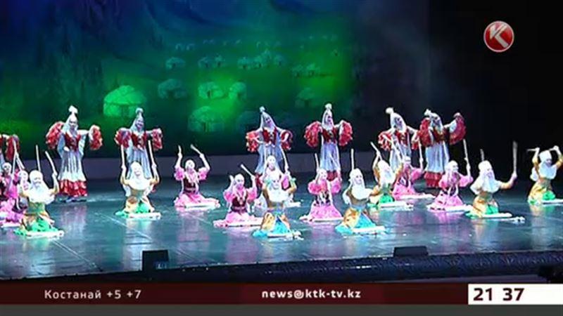 Открылся ежегодный фестиваль «Орлеу»