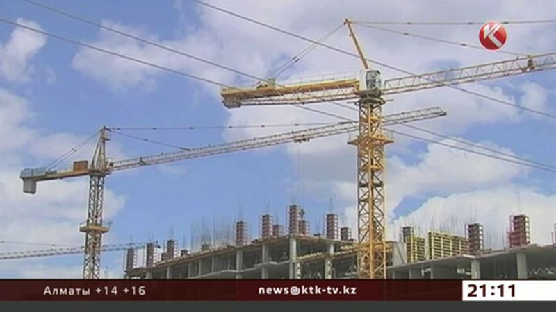 В Астане под следствием шесть руководителей строительных компаний