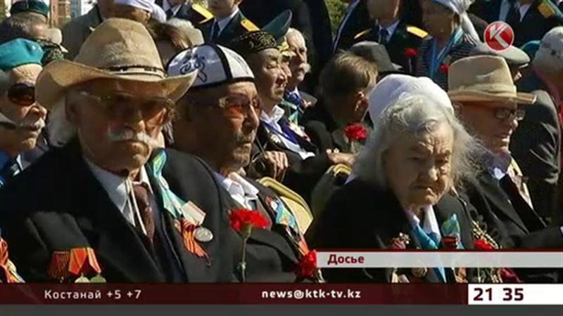 В Астане готовятся встречать ветеранов Великой Отечественной