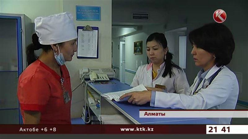 Бороться с гепатитом С Казахстану помогут американские специалисты