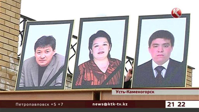 Погибших в Альпах казахстанцев поминали молитвой