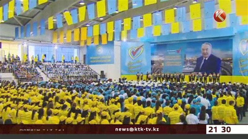 Республиканский штаб Нурсултана Назарбаева работал в Атырауской области