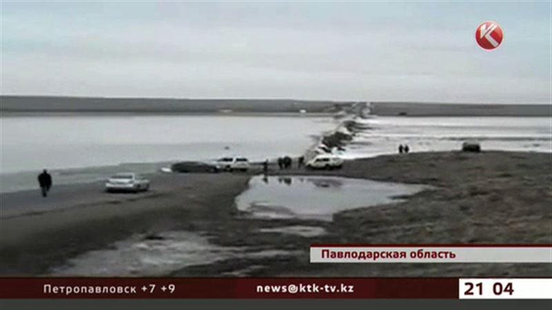 В Павлодарской области подсчитали ущерб от паводка