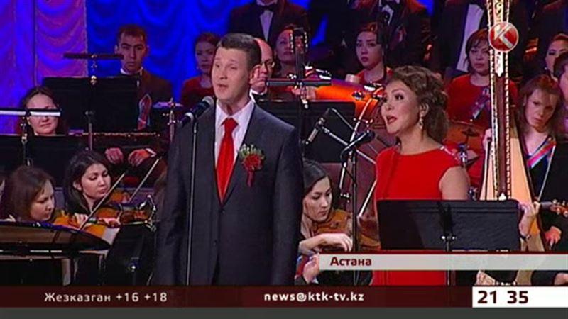 Казахстанские фронтовики и труженики тыла вспомнили молодость – в «Астана Опере»