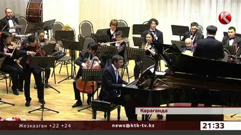Карагандинским ветеранам посвятили концерт классической музыки