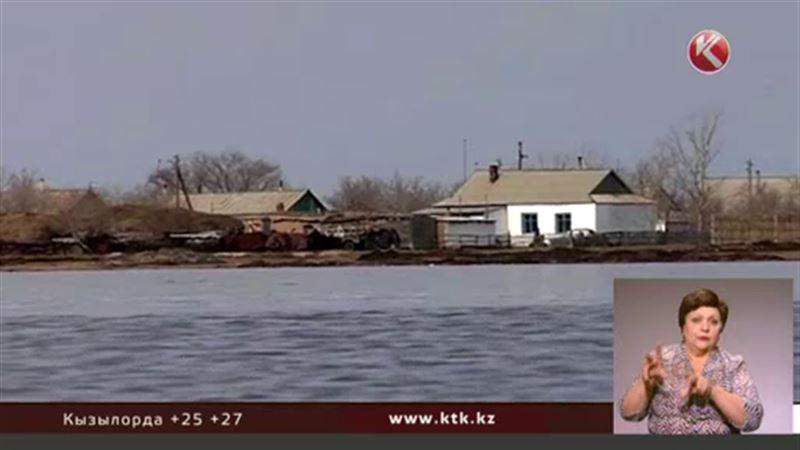 Жители Каратала вернулись в свои дома после паводка
