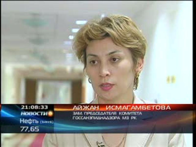 Всех казахстанских детей, которым еще не исполнилось шести лет, уже через полтора месяца ждет массовая вакцинация