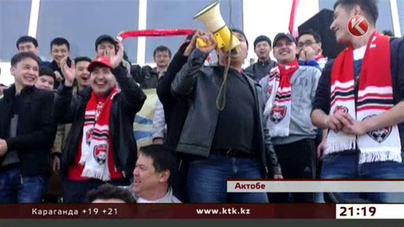 Скандал в большом футболе – актюбинцы обругали защитника из «Кайсара»