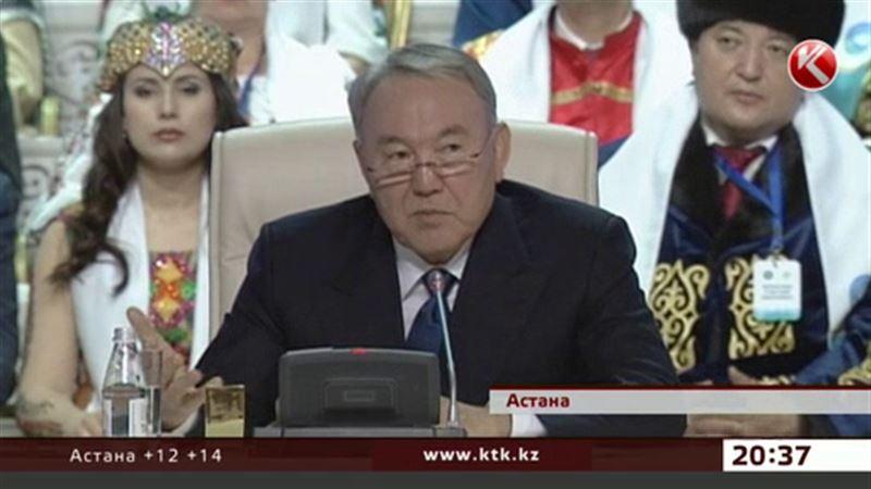Назарбаев қазақтарға алғыс айту күнін белгілеуді ұсынды