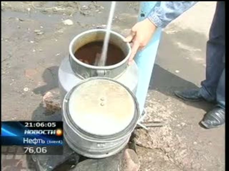 Cельчане до сих пор живут без качественной питьевой воды из-за халатности акиматов