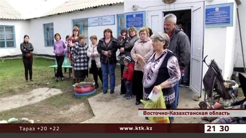 Жители восточноказахстанского села борются за свою начальную школу