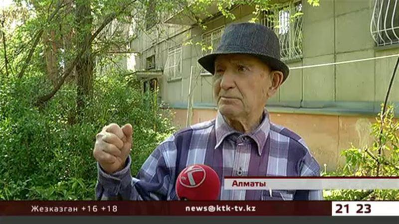 Алматинский фронтовик, ставший жертвой нападения, рассказал, как всё было