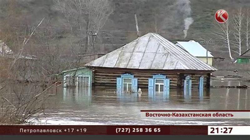 В ВКО думают, как восстанавливать села, ушедшие под воду