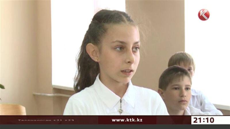Девочка из Актау написала Президенту и стала знаменитой
