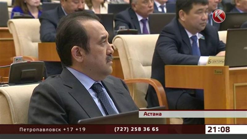 Назарбаев считает, что Масимову и его команде можно доверять