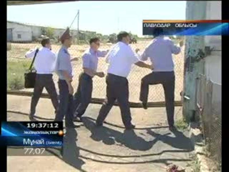 Ни пуха, ни пера. Павлодарским судоисполнителям пришлось штурмом брать птицефабрику, чтобы вернуть долги по зарплате