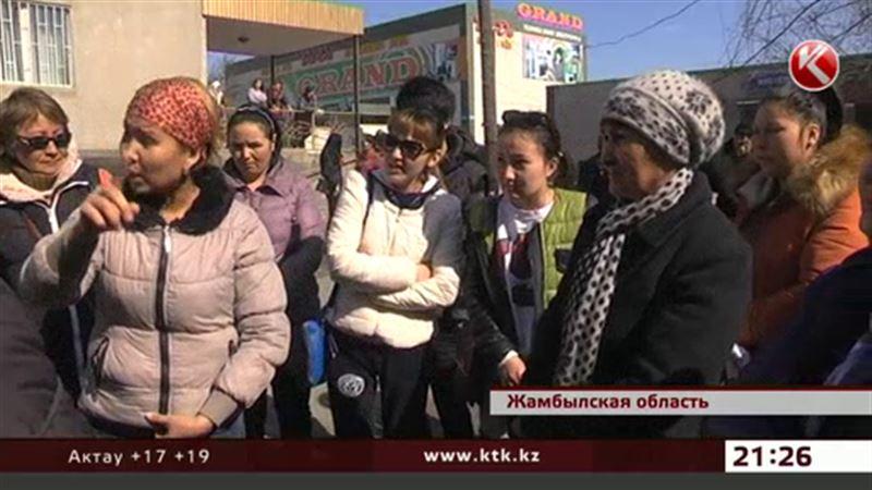 Жители жамбылского Шу обвиняют полицейских в бесчинстве