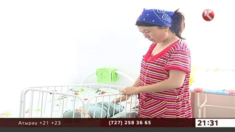 Казахстан в середине рейтинга стран, благоприятных для материнства