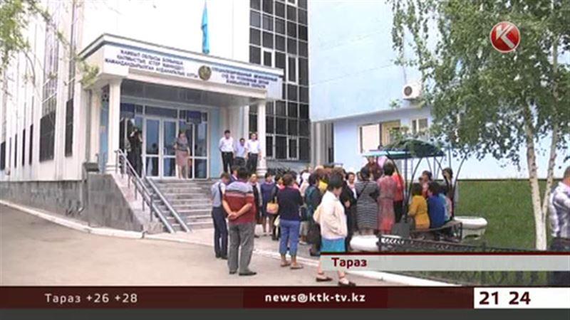 Жамбылские власти прекратили платить за обучение будущих медиков