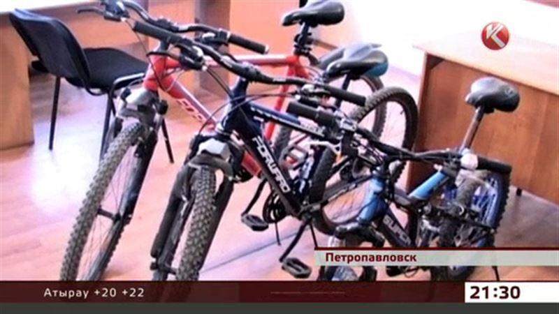 В Петропавловске поймали наркомана, который воровал велосипеды