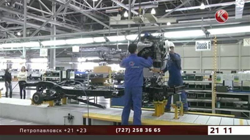 Отечественный автопром в этом году планирует выпустить 20 тысяч машин