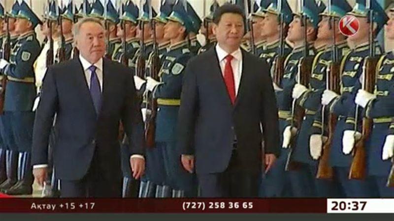 Астанаға Си Цзиньпин келді
