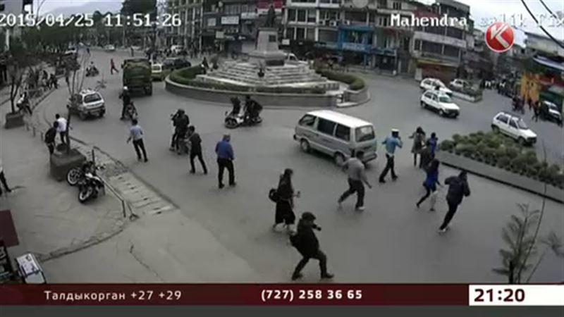 В списке жертв непальского землетрясения 8413 человек