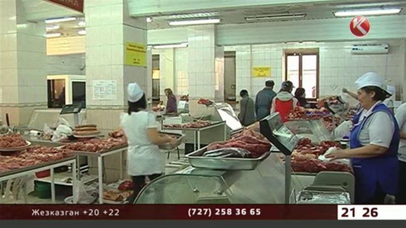 Казахстан стал закупать меньше иностранных продуктов