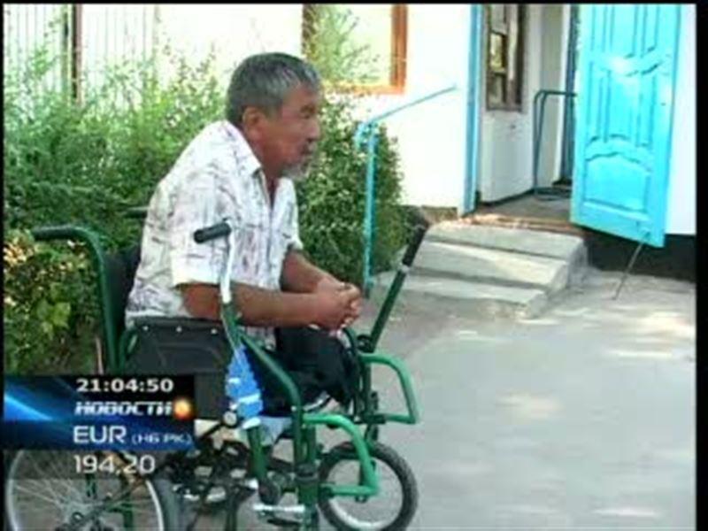 В Уральске 60-летнего инвалида выгнали из дома-интерната прямо на улицу. Выяснилось, что он регулярно пил и дебоширил