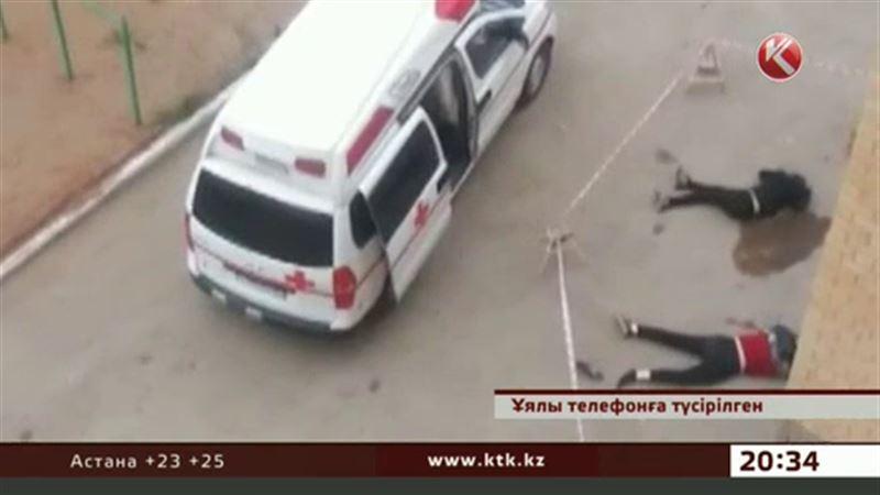 Астанада 11-ші қабаттан  секіріп өлген қыздарға қатысты жаңа дерек шықты